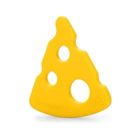 Прорезыватель силиконовый Happy Baby «Сыр»