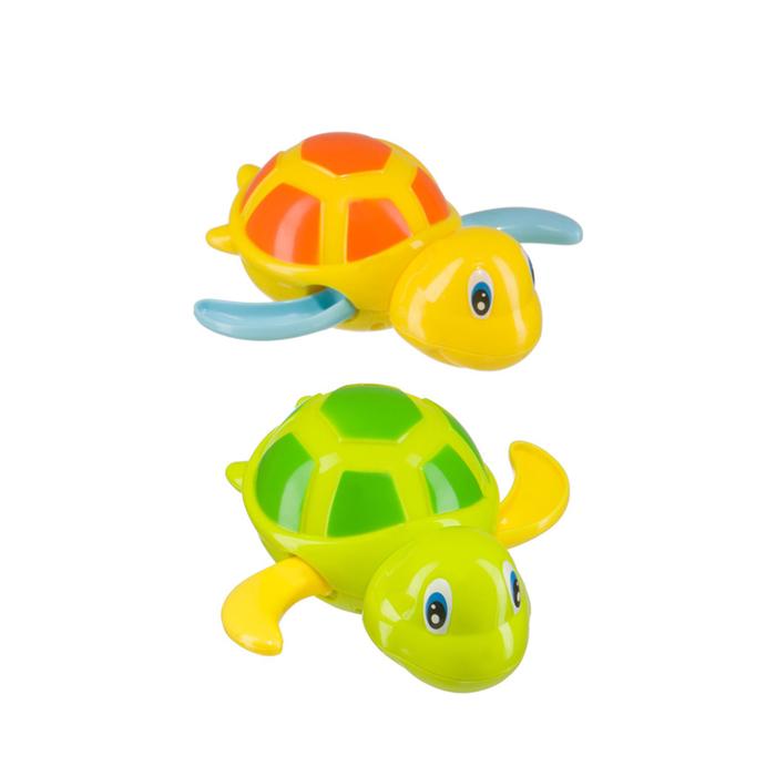 Игрушка для ванной Happy Baby Swimming Turtles, 12+ месяцев