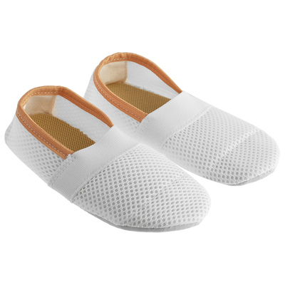 Gym shoes combination of mesh, the size of the insole 15 cm, color white