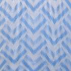 Штора для ванной комнаты Доляна «Чешуя», 180×180 см, EVA, цвет синий - фото 4654257