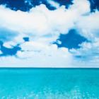 """Штора для ванной 180×180 см """"Океан"""", EVA"""