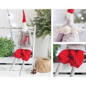Мягкая кукла «Гном Салли», набор для шитья 17 х 5 х 15 см