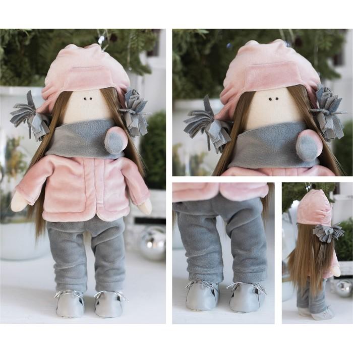 Интерьерная кукла «Лара», набор для шитья, 22.4 × 5.2 × 15.6 см - фото 691723