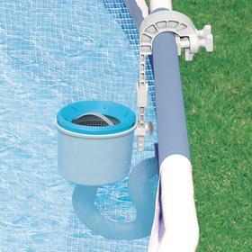 Скиммер для бассейна Deluxe, подключается к помпе, 28000 INTEX