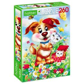 Puzzle 260 elements of