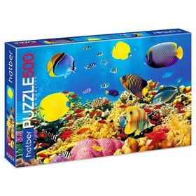 Пазл 500 элементов «Подводный мир»