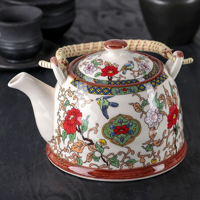 "Чайник заварочный 900 мл ""Цветы"""