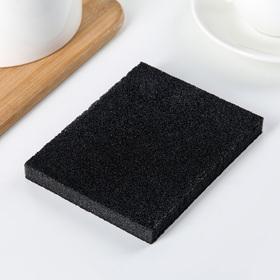 Губка чистящая «Чудо-губка», 12×10 см