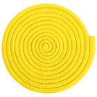 Скакалка для гимнастики 3 м, цвет жёлтый