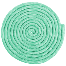 Skipping rope for gymnastics 3 m, color mint