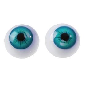 Screw eye with plugs, set of 6 PCs, size 1 PCs 1.8 cm