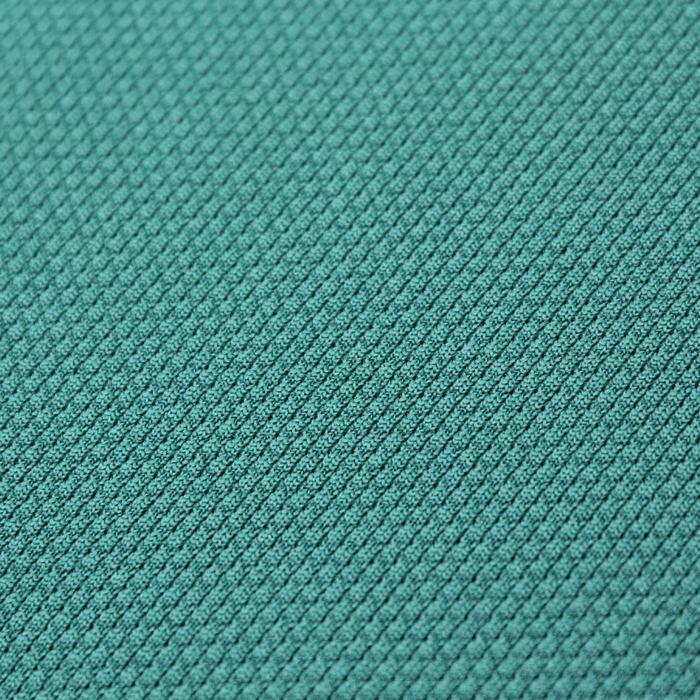 Трикотаж плательный, даймонд, ширина 150 см, цвет морская волна 015