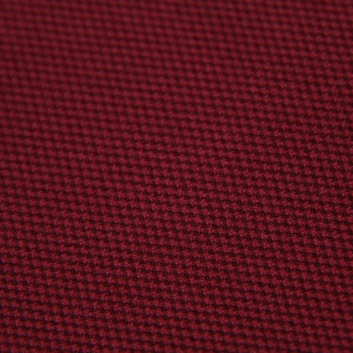 Трикотаж плательный, даймонд, ширина 150 см, цвет бордовый 009