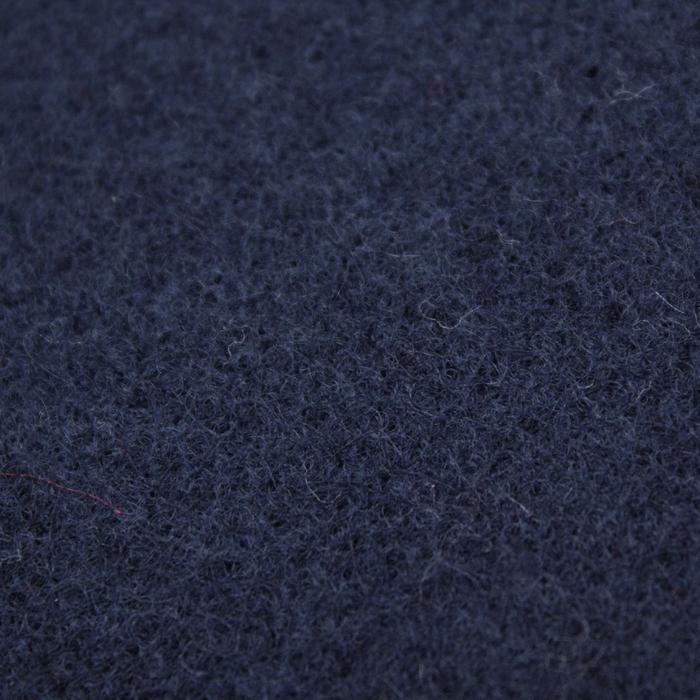 Трикотаж пальтовый, ширина 150 см, цвет тёмно-синий