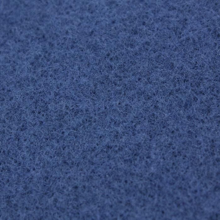 Трикотаж пальтовый, ширина 150 см, цвет синий