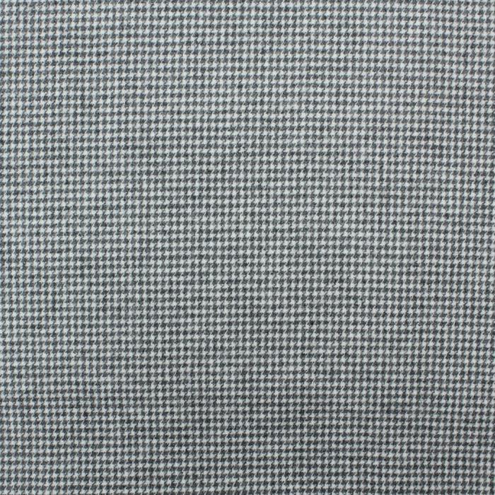 Ткань пальтовая, двусторонняя, шерсть, ширина 150 см, цвет серый