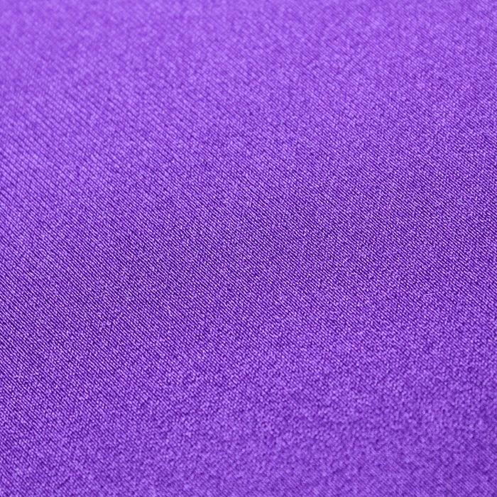 Трикотаж плательный, бифлекс, ширина 150 см, цвет фиолетовый 014