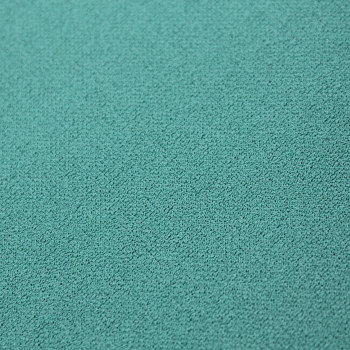 Трикотаж плательный, скуба креп, ширина 150 см, цвет светло-морская волна 010