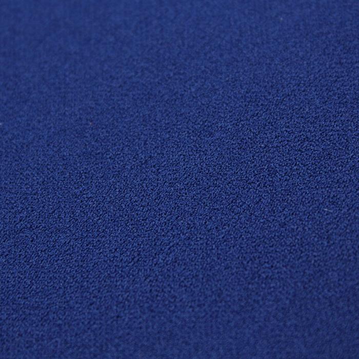 Трикотаж плательный, скуба креп, ширина 150 см, цвет тёмно-синий 005