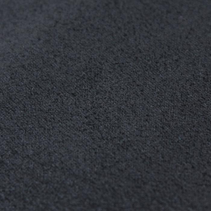 Трикотаж, замша скуба, ширина 150 см, цвет чёрный