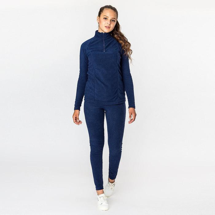Костюм женский термо (джемпер, брюки) ЛИЛИЯ цвет синий, р-р 44-46