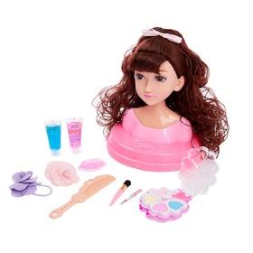 Кукла-манекен для создания причёсок «Стелла» с аксессуарами