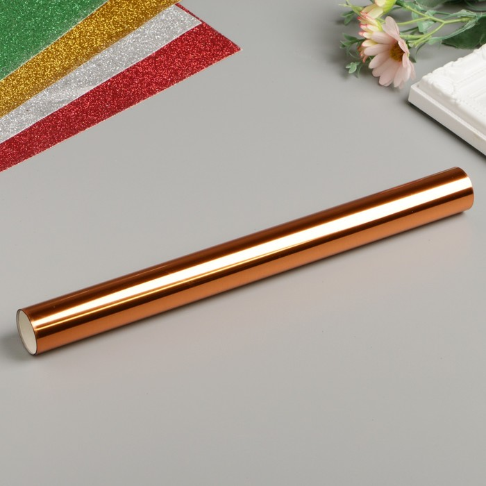 Фольга  WRMK для Foil Quill   «Медь» - Copper - 30.5х243.8 см