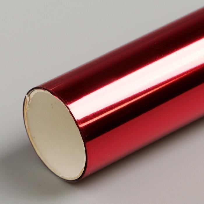 Фольга  WRMK для Foil Quill  «Красный» - Red - 30.5х243.8 см - фото 538274525