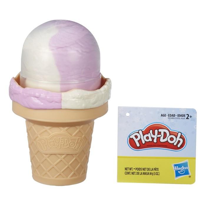 Масса для лепки «Мороженое»