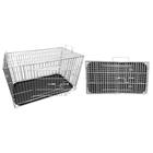 Клетка для животных, с пластиковым поддоном, 39 х 72 х 43 см