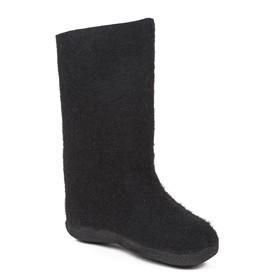 Boots for women RES.sole, color black, size 35 (23cm)