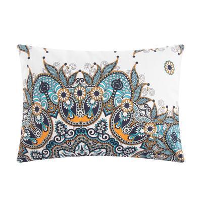 Pillowcase Ethel Persian motifs (вид1), 50x70 ± 3 cm, 100% cotton, calico 125 g/m2