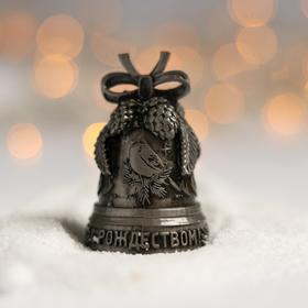 "Christmas bell ""Christmas Tree"", 3.7 x 5.3 cm"