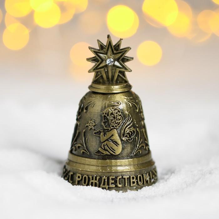 Рождественский колокольчик «Ангел»