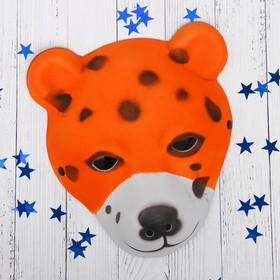 Карнавальная маска «Леопард»