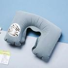 Подушка надувная «Ничто так не утомляет, как все» 40 х 26,5 см