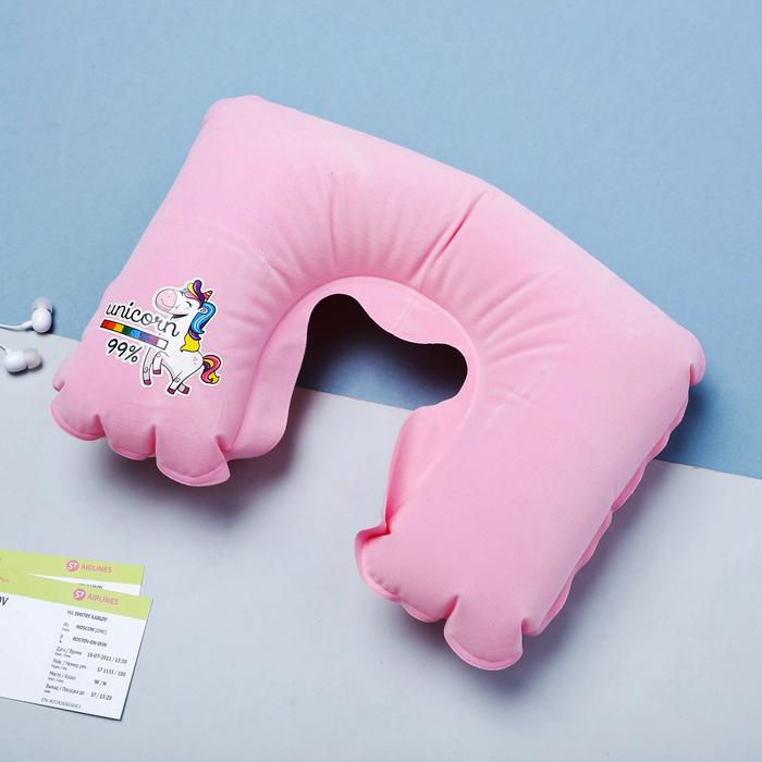 Подушка надувная Unicorn 40 х 26,5 см