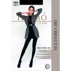 Колготки женские Multifibra 180, цвет чёрный (nero), размер 5