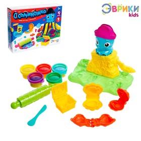 Набор для игры с пластилином «Осьминожка»