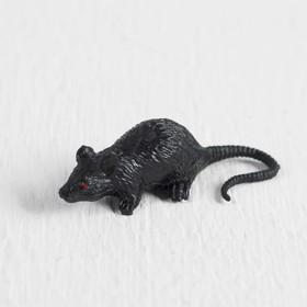 Прикол «Мышь», цвет чёрный в Донецке