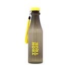 Бутылка спортивная IRONTRUE Желтый-Черный 750 мл
