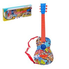 Гитара «Граффити»
