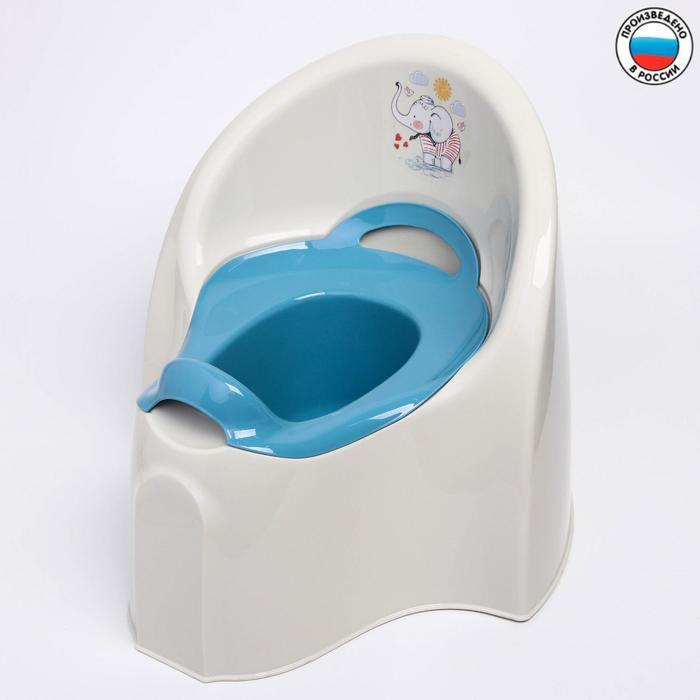 Горшок туалетный детский большой «Слоник»