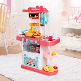 Игровой модуль кухня «Стиль», со световыми и звуковыми эффектами