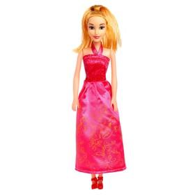 Кукла «Принцесса» в платье, МИКС Ош