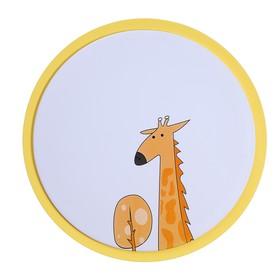 "Светильник ""Жираф"" LED 24Вт 6000К желтый 39х39х7 см"