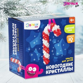 "Eureka Kit for growing crystals ""Lollipop"""