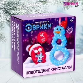 "Eureka Kit for growing crystals ""Snowman"""