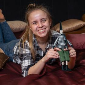 Мягкая кукла «Гном Эрл», набор для шитья 17 х 5 х 15 см