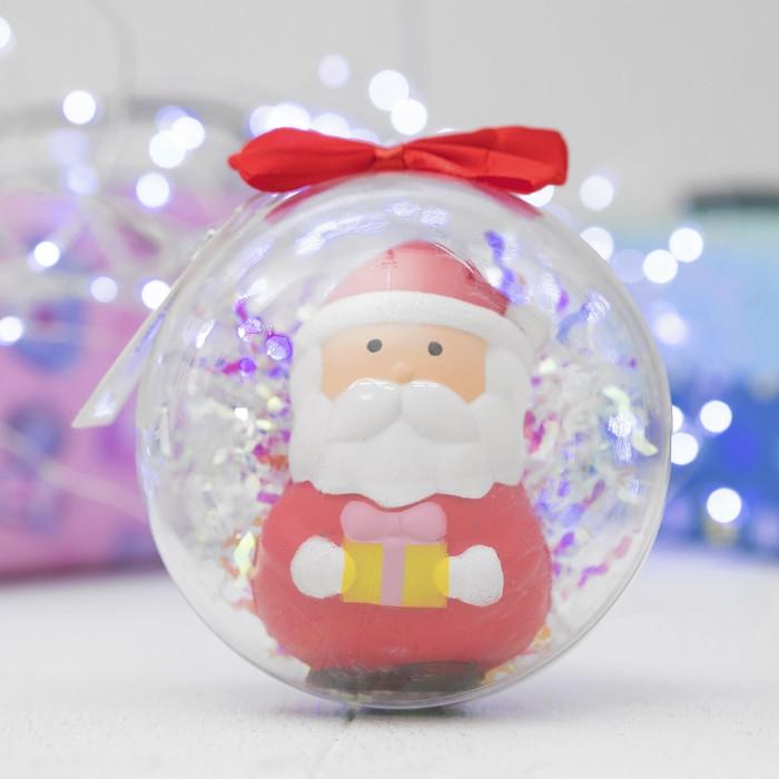 "Мялка сквиш ""Дед Мороз"""